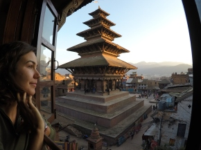 24 hours and endless seconds inBhaktapur
