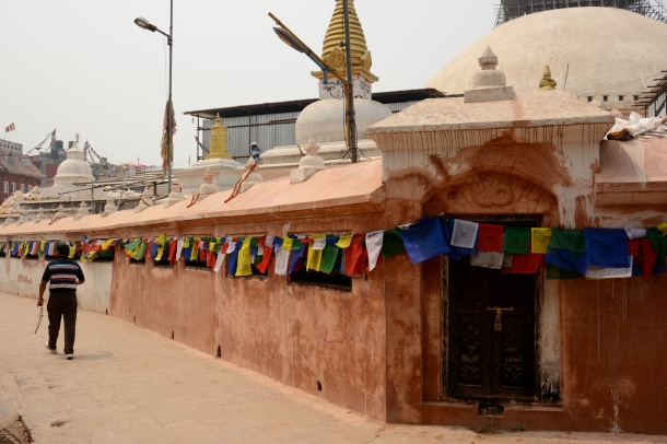 1 Boudhanath stupa walk