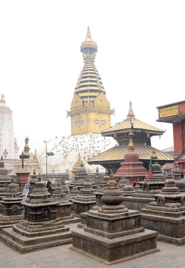 2 Swayambhu view