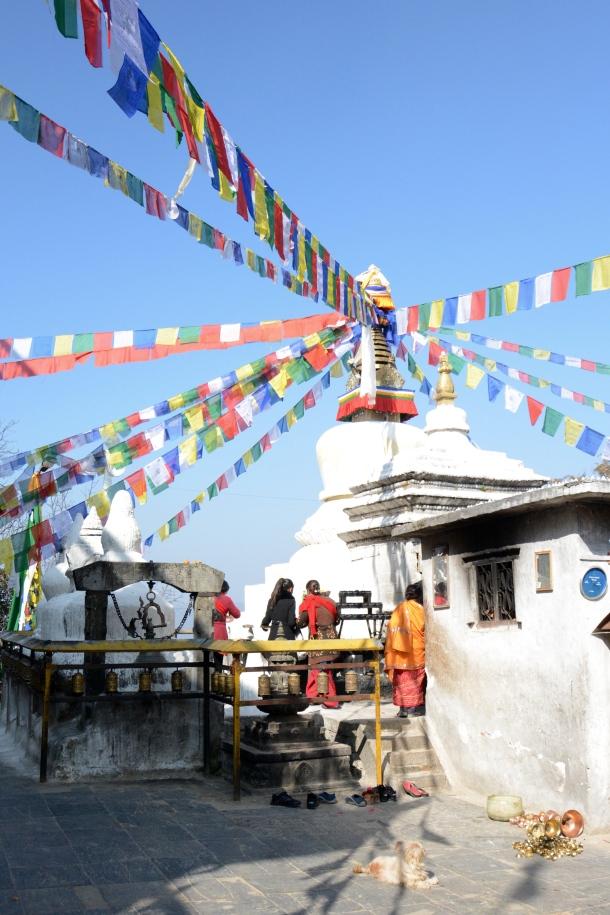 3 Namo Buddha ancient stupa