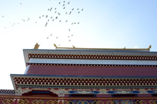 3 Namo Buddha monastery