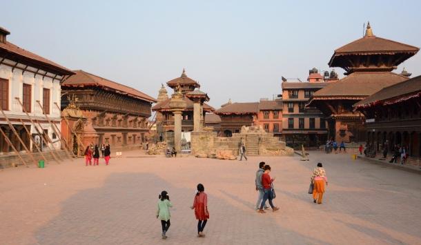 4 Bhaktapur durbar square