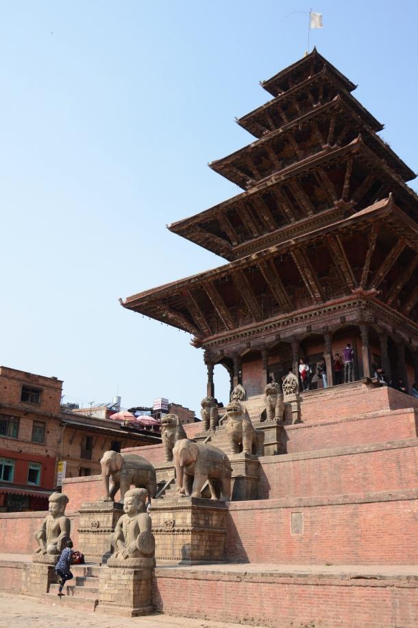 4 Bhaktapur laxmi temple