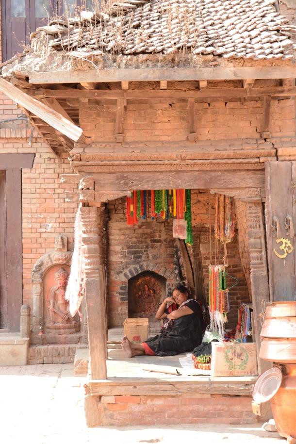 4 Bhaktapur sleep siesta