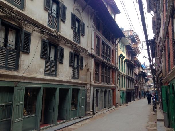 5 Patan streets