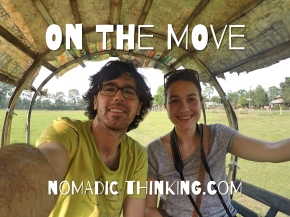 On The Move (Hello Youtube!)