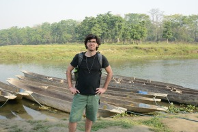 Video Diary: Chitwan, Nepal – Day 2. Part 1.