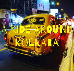 A ride around Kolkata