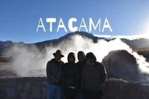 Atacama – Glimpses of the driest desert on the planet.
