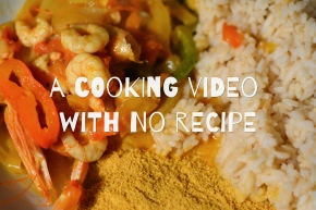 A Cooking Video With NoRecipe