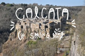 A Place Called Calcata (in Italy!)